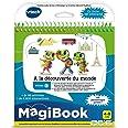 VTech - Livre MagiBook - Magibook - A la découverte du Monde, livre éducatif / Livre 4-8 ans – Version FR
