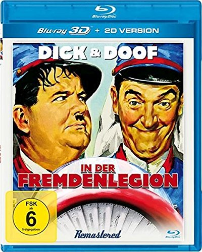 Dick & Doof - In der Fremdenlegion [3D Blu-ray]