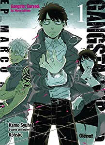 Gangsta Cursed Edition simple Tome 1