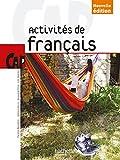 Activités de français CAP