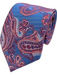 Herren Designer Paisley Krawatten - Verschiedene Farben