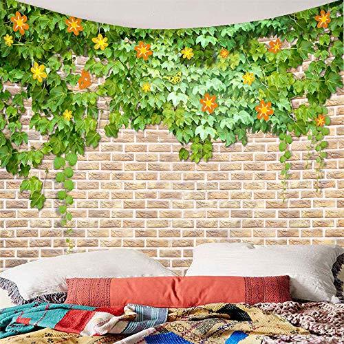 mmzki Home Wohnzimmer Schlafzimmer Konferenzraum Tapisserie GT61079 200 * 150cm - Fahne Ersten S Garten