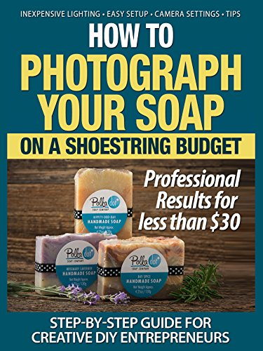 Special Skin Soap (How to Photograph Soap for Marketing and eCommerce - For Entrepreneurs in Soapmaking [OV])