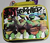 Animated Teenage Mutant Ninja Turtles School Lunch Box Tote
