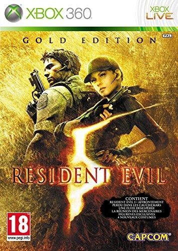 Capcom Resident Evil 5 - Juego (Xbox 360, Tirador, M (Maduro))
