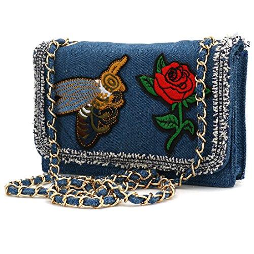 YYW Evening Bag, Poschette giorno donna b