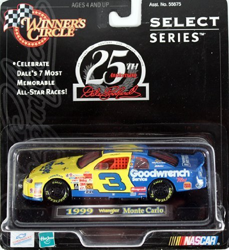 Dale Earnhardt Kinder - Dale Earnhardt 1999 Car by