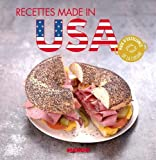 Recettes made in USA by Marie-Laure Tombini (2014-01-23)