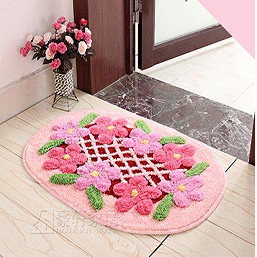GFYWZ Coperta della stuoia del porta tappetino antiscivolo piedi pastiglie cucina , 50*70cm