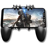 Sunnybuy AK66 MEMO Mobile Game Controller for PUBG Six Finger All-in-One Mobile Phone Triggers Controller Free Fire…