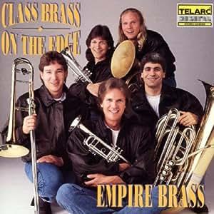 Class Brass - On The Edge
