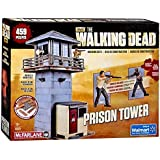 McFarlane Toys The Walking Dead AMC TV Series Prison Tower Exclusive Building Set #14561 by McFarlane Toys