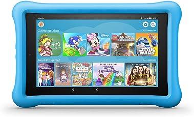 Das neue FireHD8 KidsEdition-Tablet, 8-Zoll-HD-Display, 32GB, blaue kindgerechte Hülle
