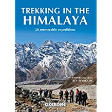 [Trekking in the Himalaya] (By: Kev Reynolds) [published: November, 2013]