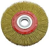 Silverline 245128 Wire Wheel, 200 mm
