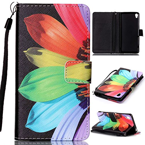 sony-xperia-xa-case-e-lush-flip-folio-book-case-flexible-pu-premium-leather-bumper-colorful-printed-