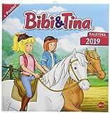 Bibi und Tina TV Broschurkalender - Kalender 2019