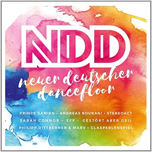 VA – NDD Neuer Deutscher Dancefloor – DE – 2CD – FLAC – 2016 – NBFLAC