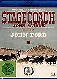 JOHN WAYNE: Stagecoach (Remastered Edition) [Blu-ray]