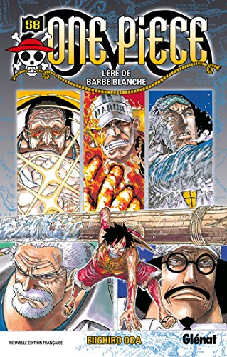 One Piece - Édition originale - Tome 58: L'ère de Barbe blanche