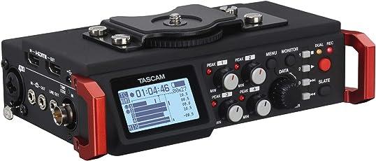 Tascam DSLR Recorders (DR-701D)