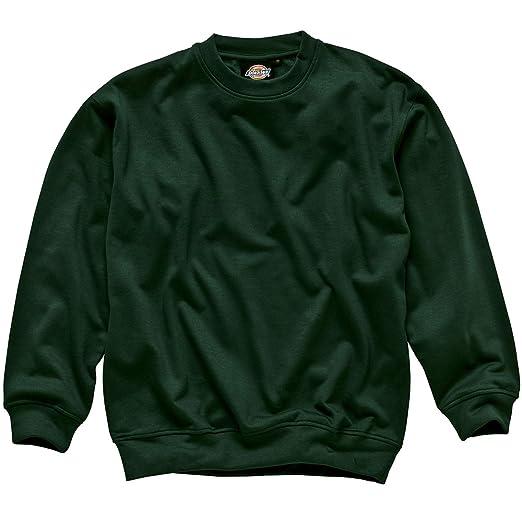 Dickies Sweat-Shirt, flaschengrün BG XL