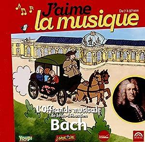 """Afficher """"Offrande musicale de Jean-Sébastien Bach (L')"""""""