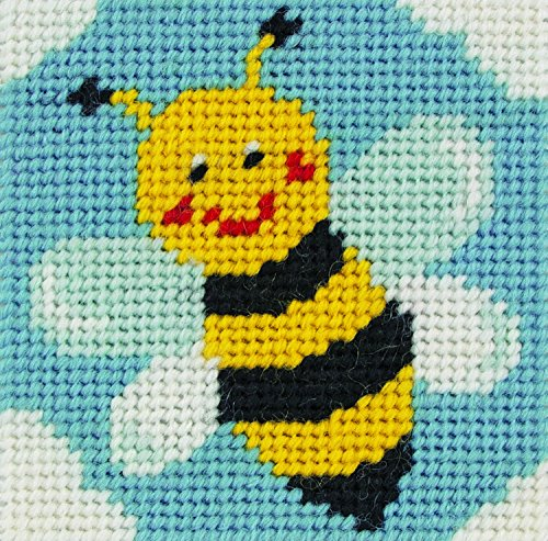 Anchor First Set Bee (Einfach Needlepoint Kits)