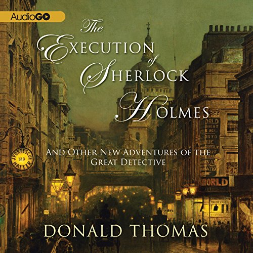 The Execution of Sherlock Holmes:  Audiolibri