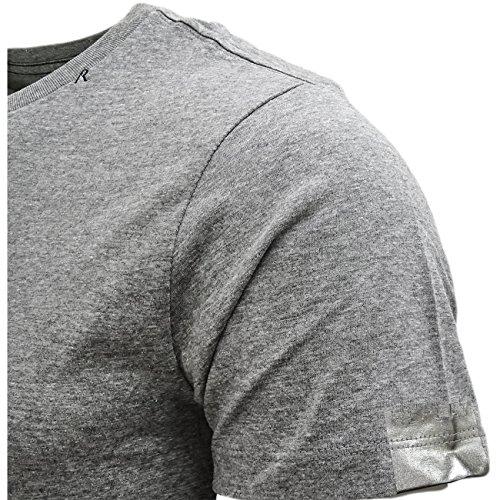 Replay Herren T-Shirt M3039s.000.2660 Grau
