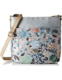Oilily Damen M Shoulder Bag Umhängetasche, 8x28x28.5 cm