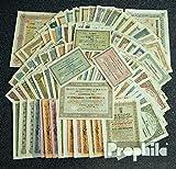 Deutschland 100 verschiedene Wertpapiere (Hist. Wertpapiere für Sammler)