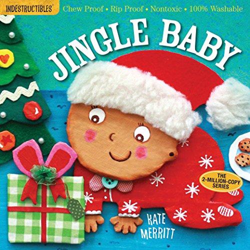 Jingle Baby (Indestructibles) por Kate Merritt