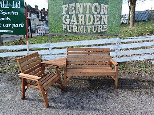 Haut dossier pour banc de jardin en bois, chaise et plateau de Super robuste. * *
