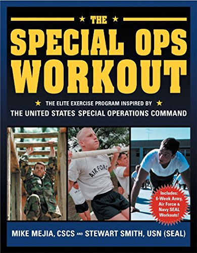 The Special Ops Workout: The Elite Exercise Program Inspired by the United States Special Operations Command por Andrew Flach