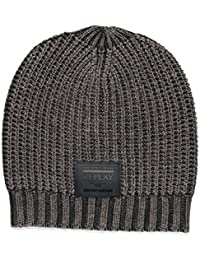 Mens Am4180.000.a7003a Beanie, Black (Black 98), One Size (Manufacturer Size: UNIC) Replay