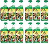 12 x 250 ml Neudorff Neudo-Vital Obst-Spritzmittel