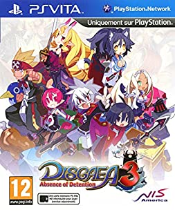 Disgaea 3 : absence of detention (B0079IFBUK) | Amazon price tracker / tracking, Amazon price history charts, Amazon price watches, Amazon price drop alerts