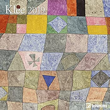 2019 Klee Calender - Art Calender - 30 X 30 Cm