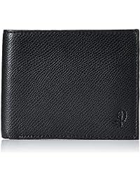 Indesign Men's Leather Wallet Black (BK-SMD-CP-01)