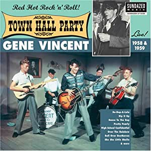 Live at Town Hall Party '58/59 [VINYL]