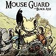 The Black Axe (Mouse Guard)
