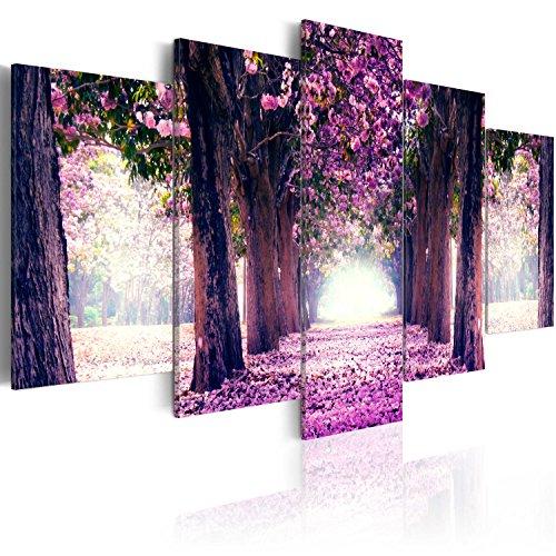 murando - Cuadro en Lienzo 200x100 cm - Flores - Impresion en calidad fotografica - Cuadro en lienzo tejido-no tejido - arbol c-A-0039-b-o