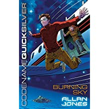 Burning Sky: Book 3 (Codename Quicksilver)