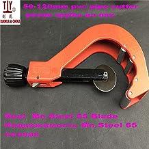 Herramienta de corte cortador de tubo para 50 – 120 mm tubos de plástico PVC tubería