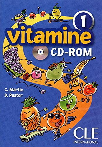 Vitamine - Niveau 1 CD-Rom