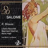 Strauss : Salome. Rysanek, Wachter, Hopf, Böhm.