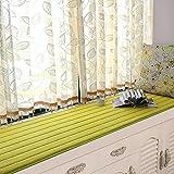 WW Einfacher moderner Pendel-Matten-Fensterbrett-Matten-Sommer-Schwamm-Balkon-Kissen-sich hin- und herbewegender Eimer, multi-size,70 * 180 cm