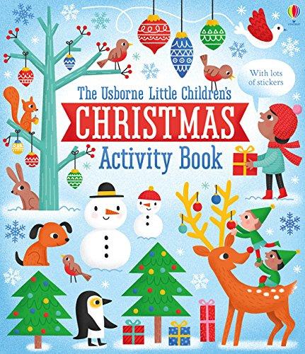 Little Children's Christmas Activity Book (Activity Books) por James Maclaine