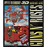 Guns N' Roses - Appetite For Democrazy: Live  (inkl. 2D-Version) [3D Blu-ray]